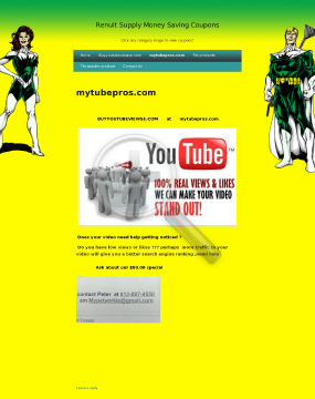 1000 Youtube Subscribers preview. Click for more details