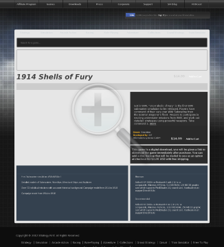 1914 Shells of Fury preview. Click for more details