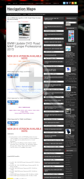 2015 BMW Navigation DVD Road Map Europe PROFESSIONALDVD1 preview. Click for more details