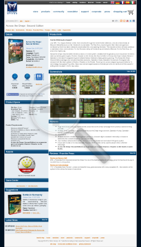 Across the Dnepr Second Edition preview. Click for more details