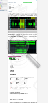Active Sound Editor preview. Click for more details