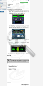 Active Sound Suite preview. Click for more details