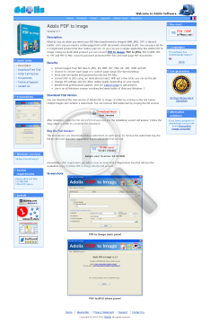 Adolix PDF to Image preview. Click for more details