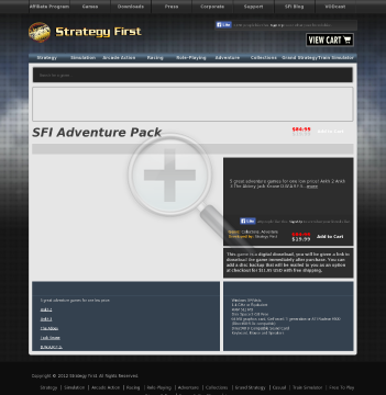 Adventure Pack preview. Click for more details