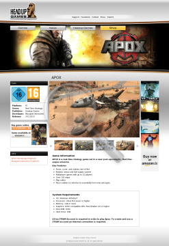 APOX preview. Click for more details