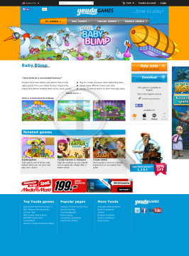 Baby Blimp preview. Click for more details