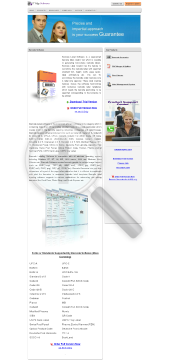 Barcode Generator For non Profit Organization preview. Click for more details
