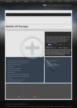 Battle Of Europe preview. Click for more details
