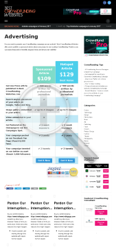 Best Crowdfunding Websites preview. Click for more details