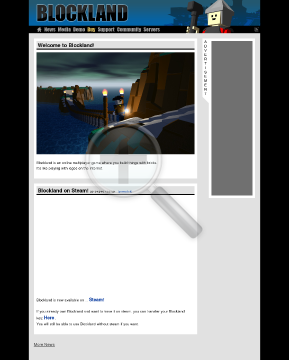 Blockland Mac OS preview. Click for more details