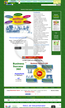 Business BLISS preview. Click for more details