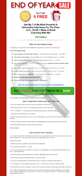 Buy Get Free Top Secret Interviews preview. Click for more details