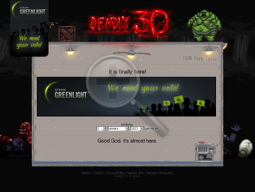 Deadly 30 preview. Click for more details