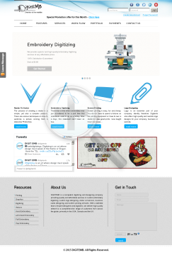 Digitizing Services preview. Click for more details