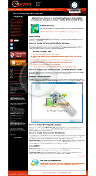 DPhoto Recovery preview. Click for more details