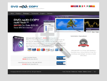DVD neXt COPY neXt Tech Download Only preview. Click for more details