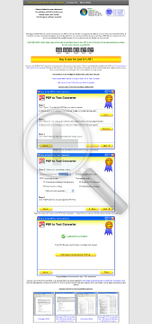 EasytoUse PDF to Text Converter 2012 preview. Click for more details