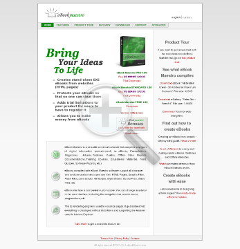 EBook Maestro STANDARD preview. Click for more details