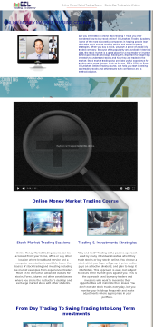 Online Trading Course preview. Click for more details