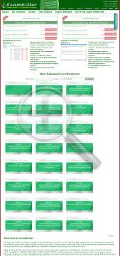 Single Certification Material preview. Click for more details