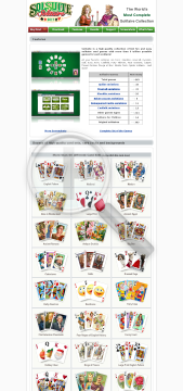 SolSuite 2016 Solitaire Card Games Suite preview. Click for more details