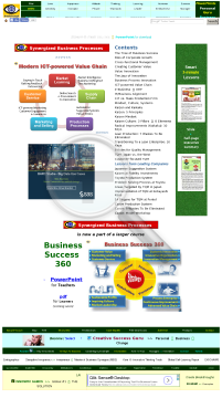 Synergizing Business Processes preview. Click for more details