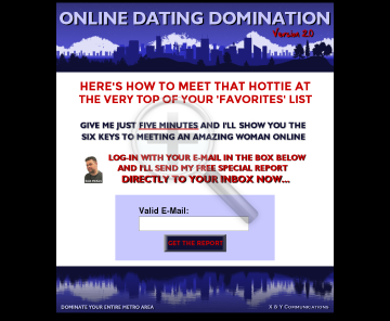 The Online Dating Difference preview. Click for more details
