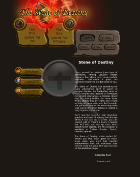 The Stone of Destiny preview. Click for more details