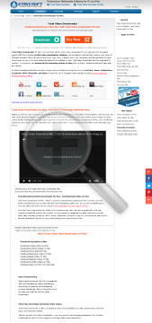 Total Video Downloader for Mac preview. Click for more details