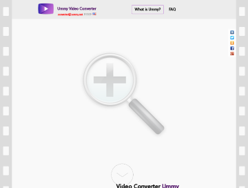 Ummy Video Converter MacOS preview. Click for more details