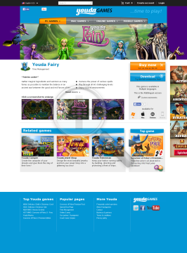 Youda Fairy preview. Click for more details