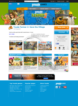 Youda Farmer Save the Village preview. Click for more details