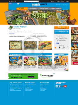 Youda Farmer preview. Click for more details