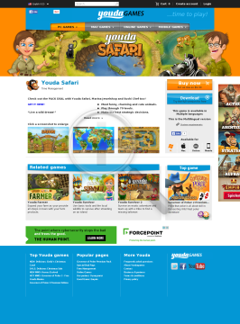 Youda Safari preview. Click for more details